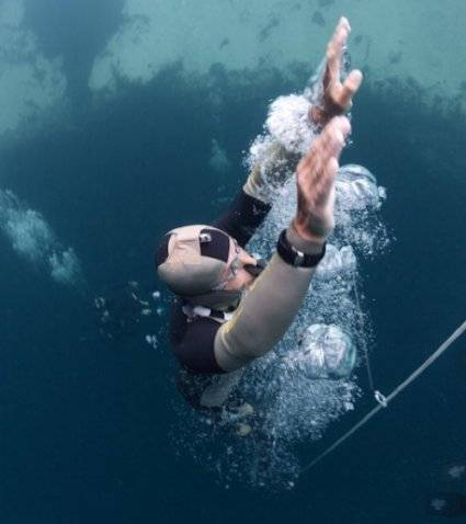 herbert freediving